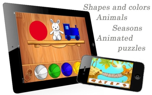 ipad iphone apps for kids